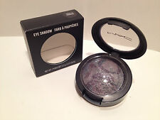 MAC Apres Chic Mineralize Eyeshadows ~Frost at Midnight~ 100% Authentic BNIB