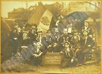PHOTO ANCIENNE 1921 signée HACART NOEUX LES MINES