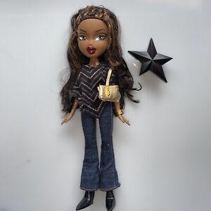 Bratz Step Out Sasha Doll With Accessories Bundle
