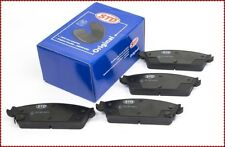 REAR BRAKE PADS FOR CHEVROLET SILVERADO 1500 / SUBURBAN 1500 2007 - 2014
