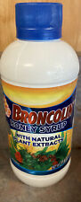 Broncolin Honey Syrup with Natural Plant Extracts New Broken Seal/Unsealed