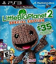 Little Big Planet Little Big Planet 2 PS3