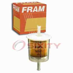FRAM Fuel Filter for 1963-1970 Peugeot 404 Gas Pump Line Air Delivery xx