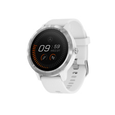 Mercedes Benz Original Herren Fitness Smartwatch GARMIN Vivoactive 3 Weiß Neu