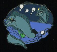 The Little Mermaid Booster Flotsam and Jetsam Disney Pin 91961