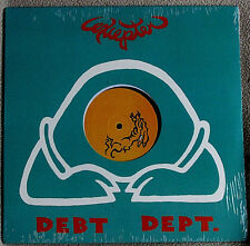 Excepter Debt Dept. 2008 Paw Tracks # PAW 21 ELECTRONIC HOUSE Sealed LP