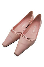 *KURT GEIGER* CANDY PINK COURT SHOES (38.5)