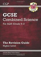 CGP Books - New Grade 9-1 GCSE Combined Science: AQA Revision Guide