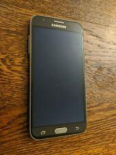 Samsung Galaxy J3 Emerge SM-J327P - 16GB - Silver (Virgin Mobile) Clean ESN