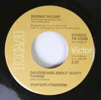 Country 45 Ronnie Milsap - Daydreams About Night Things / (After Sweet Memories)