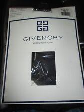 Givenchy Vintage Granite Nylon Control Top Pantyhose - Size A 95-125 Lbs-1990's