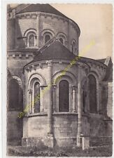CPSM 36220 FONTGOMBAULT Eglise abbatiale XII une abside Edit GAUD