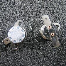 Thermostat Temperaturschalter 250V 10A Öffner / Schliesser 35 - 155 Grad Celsius