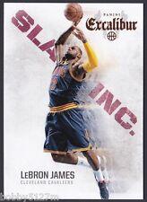 2014-15 Panini Excalibur Slam Inc. LeBron James Card #3