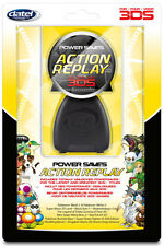 Datel Action Replay for Nintendo 3DS 2DS Power Saves Cheat Codes Sun&Moon - NEW!
