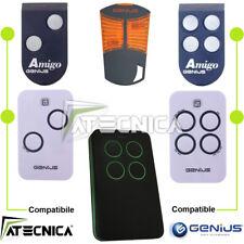 Telecomando compatibile GENIUS FAAC 868 KILO TX2 TX4 AMIGO 6100332 6100333 JA332