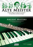 Alte Meister für Querflöte und Klavier/Orgel EAN: 9783866262218