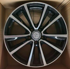 "18 Genuine Mercedes Benz B CLA Class18"" Alloy Wheel Part A2464010600 A2464011602"