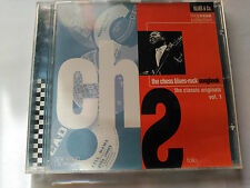 CD VARIOUS - THE CHESS BLUES-ROCK SONGBOOK VOL. 1 VG+