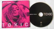 BRITNEY SPEARS (CD Single) TOXIC