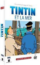 Tintin et la mer - Edit digipak 3 DVD * - COMME NEUF - VERSION FRANCAISE