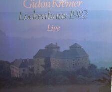 Gidon Kremer  Lockenhaus 1982 Live  Philips 411 062-1 / 2 LPS Netherlands 1982