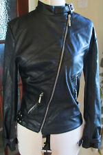 Heroman – Joey Jones partial cosplay purple backpack fake leather jacket size 10