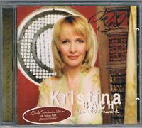 KRISTINA BACH - DIE 1002. NACHT - CD - mit original signiertem Booklett