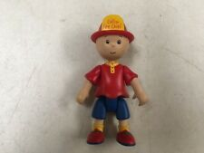 LITTLE TIKES CAILLOU TREEHOUSE REPLACEMENT  CAILLOU  W FIREMAN'S HAT  EUC