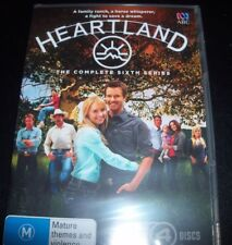 Heartland The Complete Sixth Season 6 (Australia Region 4) ABC DVD – New