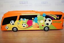 Rietze 64426-18, Scania Irizar, WM 2014, Mannschaftsbus Brasilien, neu, OVP