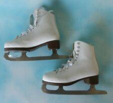 Glacier By Jackson 120 Figure Ice Skates Girls Size 3