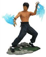 Bruce Lee Water Gallery statue PVC figurine martial arts superstar diorama new