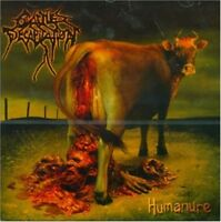 CATTLE DECAPITATION - HUMANURE  CD  12 TRACKS HEAVY METAL  NEW!
