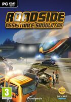 NEW & SEALED! Roadside Assistance Simulation PC DVD Game