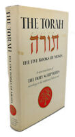 THE TORAH THE FIVE BOOKS OF MOSES  1st Edition 2nd Printing