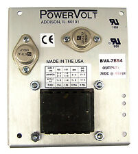 PowerVolt 6.3-7 VDC 4 Amp Linear Regulated Open Frame Tube Gear Power Supply. PS