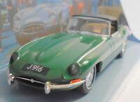 Dinky 1/43 Scale Diecast Model DY-1 1968 JAGUAR E TYPE MK 1 1/2 GREEN