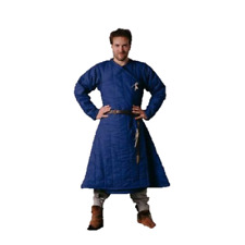 Costume Medieval thick padded Viking Gambeson,Jacket reenactment Sca