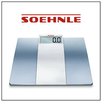 Soehnle VERONA LARGE LCD EASY READ Digital Electronic Bathroom Weighing Scale