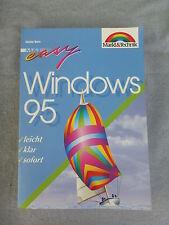 Windows 95, easy, Handbuch von Markt & Technik