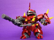 NEW BANDAI SD Gundam Force ZAPPER ZAKU Heavy Armed Type Model Kit USA SELLER