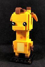 Lego Brickheadz Unreleased Toysrus Exclusive Geoffrey 40316 Replica