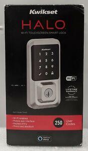 Kwikset Halo Touchscreen Wi-Fi Smart Lock 939 WIFI TSCR