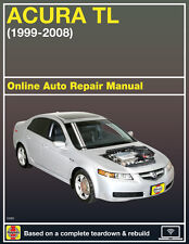 2008 Acura TL Haynes Online Repair Manual-Select Access