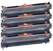 COMPATIBLE MULTI-COLOUR LASER DRUM/IMAGING UNIT 4 PACK/SET FIT XEROX PHASER 7400