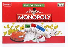 Funskool Monopoly Board Game 2-6 Players Indoor Game The Original Age 8+