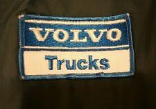 Vintage Volvo Trucks Blue Jacket Size Large PRE-OWNED
