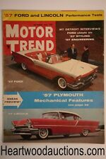 Motor Trend Nov 1956