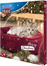 Trixie Advent Calendar for Cats Multicoloured - Filled with Various Treats